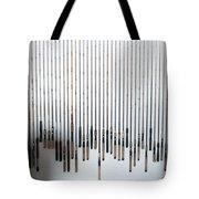 Fishing Poles Tote Bag