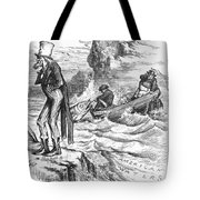 Fishing Rights, 1877 Tote Bag