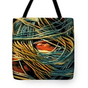 Fishing  Rope  Tote Bag by Colette V Hera Guggenheim
