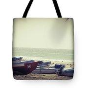 Fishing Season Tote Bag