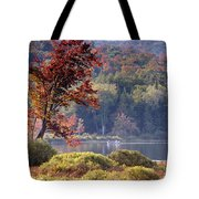 Fishing The Adirondacks Tote Bag