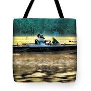 Fishing Trip Tote Bag