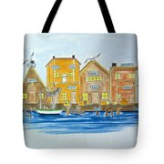 Fishing Village 2 Tote Bag
