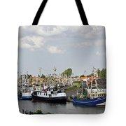 Fishingport Buesum Tote Bag