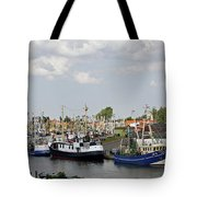 Fishingport Buesum Tote Bag