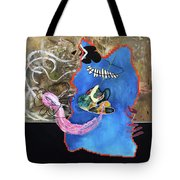 Fishtank  Tote Bag
