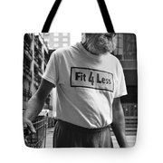 Fit Four Less Tote Bag