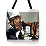 Fity Cent With Cash Tote Bag