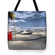 Five Cent Oasis Tote Bag