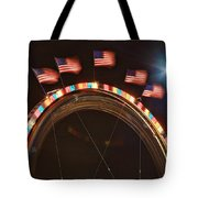 Five Flags Tote Bag by James BO  Insogna