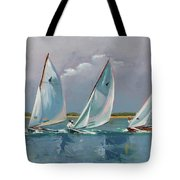 Five Indian March Tote Bag