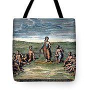 Five Nations: Meeting, C1570 Tote Bag by Granger