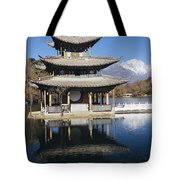 Five Pheonix Pavilion Tote Bag