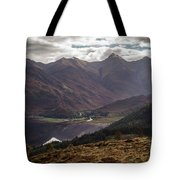 Five Sisters Of Kintail Tote Bag