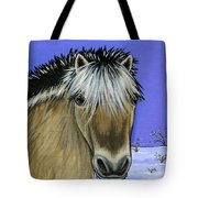 Fjord Pony Tote Bag