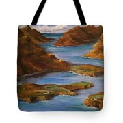 Fjords Of Norwary Tote Bag