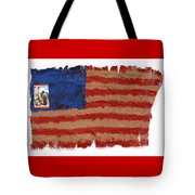 Flag 2 Tote Bag