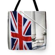 Flag Of Great Britain  Tote Bag