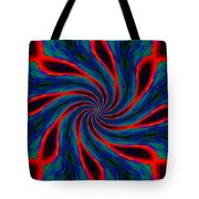 Flag Of The 48th Naval Illusionist Regiment Tote Bag