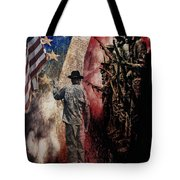 Flag Tote Bag