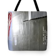 Flag Wwii Aircraft Tote Bag