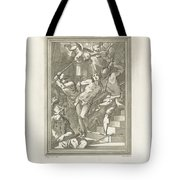 Flagellation Of A Saint Tote Bag