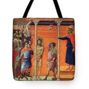 Flagellation Of Christ 1311 Tote Bag