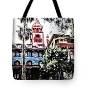 Flagler College View Tote Bag