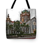 Flagler Memorial Presbyterian Church 2 Tote Bag