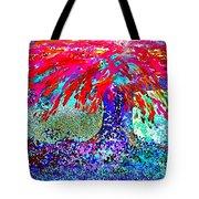 Flamboyan Tote Bag