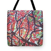 Flamboyant Beauty Tote Bag