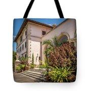Flamboyant Entrance Tote Bag