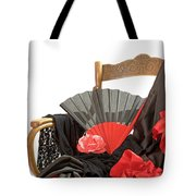 Flamenco Clothing  Tote Bag