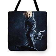 Flamenco Dexterity Tote Bag