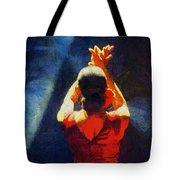 Flamenco Dolores Tote Bag