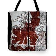 Flamenco Lady 4 Tote Bag