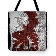 Flamenco Lady 5 Tote Bag
