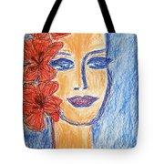 Flamenco Nights - Alicia Tote Bag