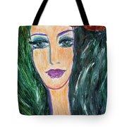 Flamenco Nights - Madalena Tote Bag