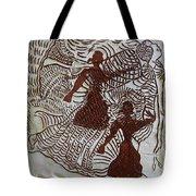 Flamenco Passion 3 Tote Bag