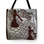 Flamenco Passion 4 Tote Bag