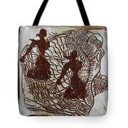 Flamenco Passion 5 Tote Bag