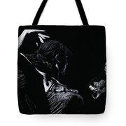 Flamenco Recital Tote Bag