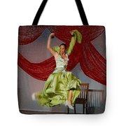 Flamenco Show Nr 2 Tote Bag