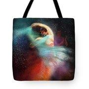 Flamencoscape 02 Tote Bag