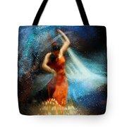 Flamencoscape 05 Tote Bag
