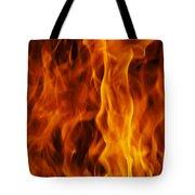 Flames Tote Bag