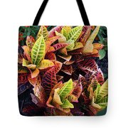 Flames Of Delight Tote Bag