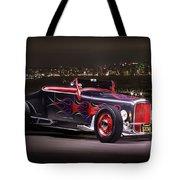 Flamin Hot Rod Tote Bag