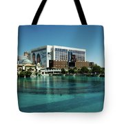 Flamingo Casino/hotel Tote Bag